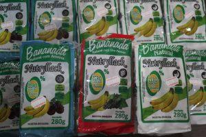 Bananadas sem açúcar
