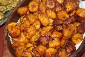Banana frita